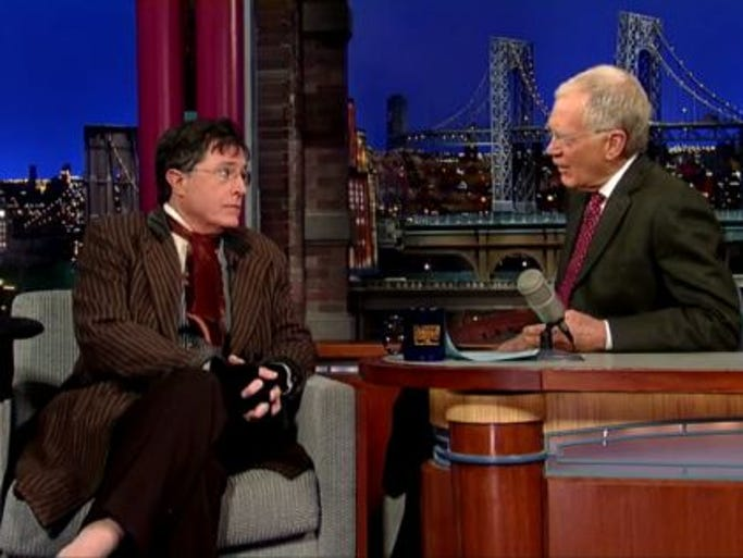 colbert chat Colbert will donate all proceeds to charity through the new stephen colbert americone dream fund, which will distribute the money to various causes species named in honor.