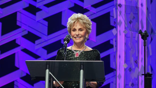 Philanthropist Barbara Keller served as Desert AIDS Project chair and was a passionate leader in the fight against HIV/AIDS.