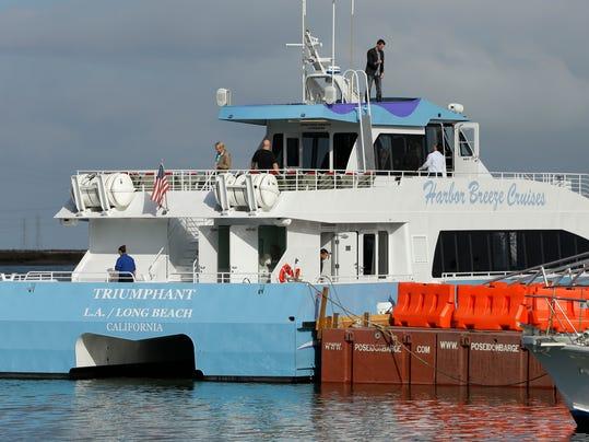 AP Google Ferry Service