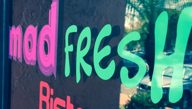 Mad Fresh Bistro announced Tuesday it has parted ways with founding chef Xavier Duclos.