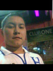 Police have issued a warrant for Olvin Antonio Zuniga-Flores