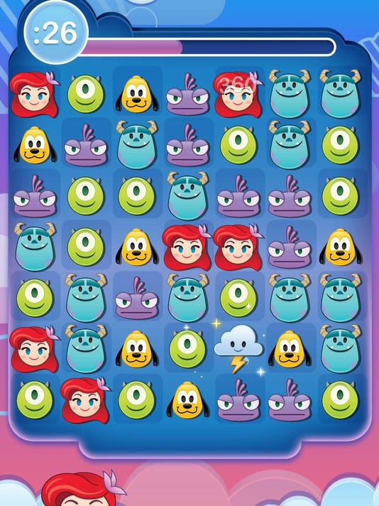 Disney Emoji Blitz with Moana - b