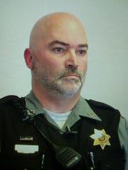 Muskingum County Dog Warden Bryan Catlin
