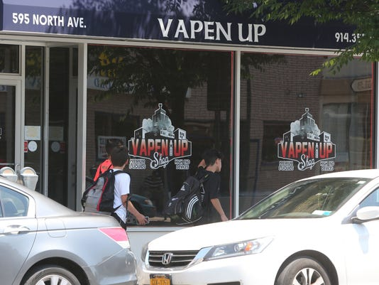 2. Smoke Shops