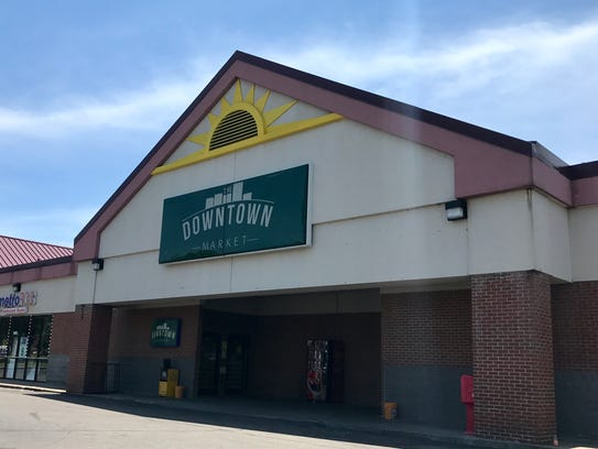 Downtown Market, a nonprofit-managed grocery store,