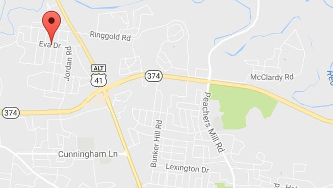 Clarksville police ask people avoid Eva Drive because of a car crash there that injured a 9-year-old boy.