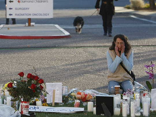 Gabrielle Giffords shooting: Giffords, a Democrat from