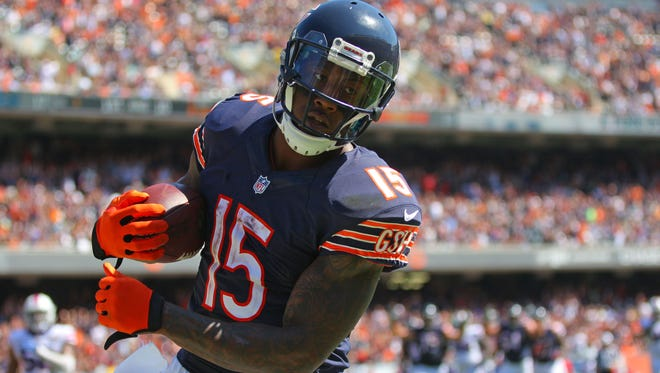 Brandon Marshall was quiet last week. Don't expect the same in Week 6.