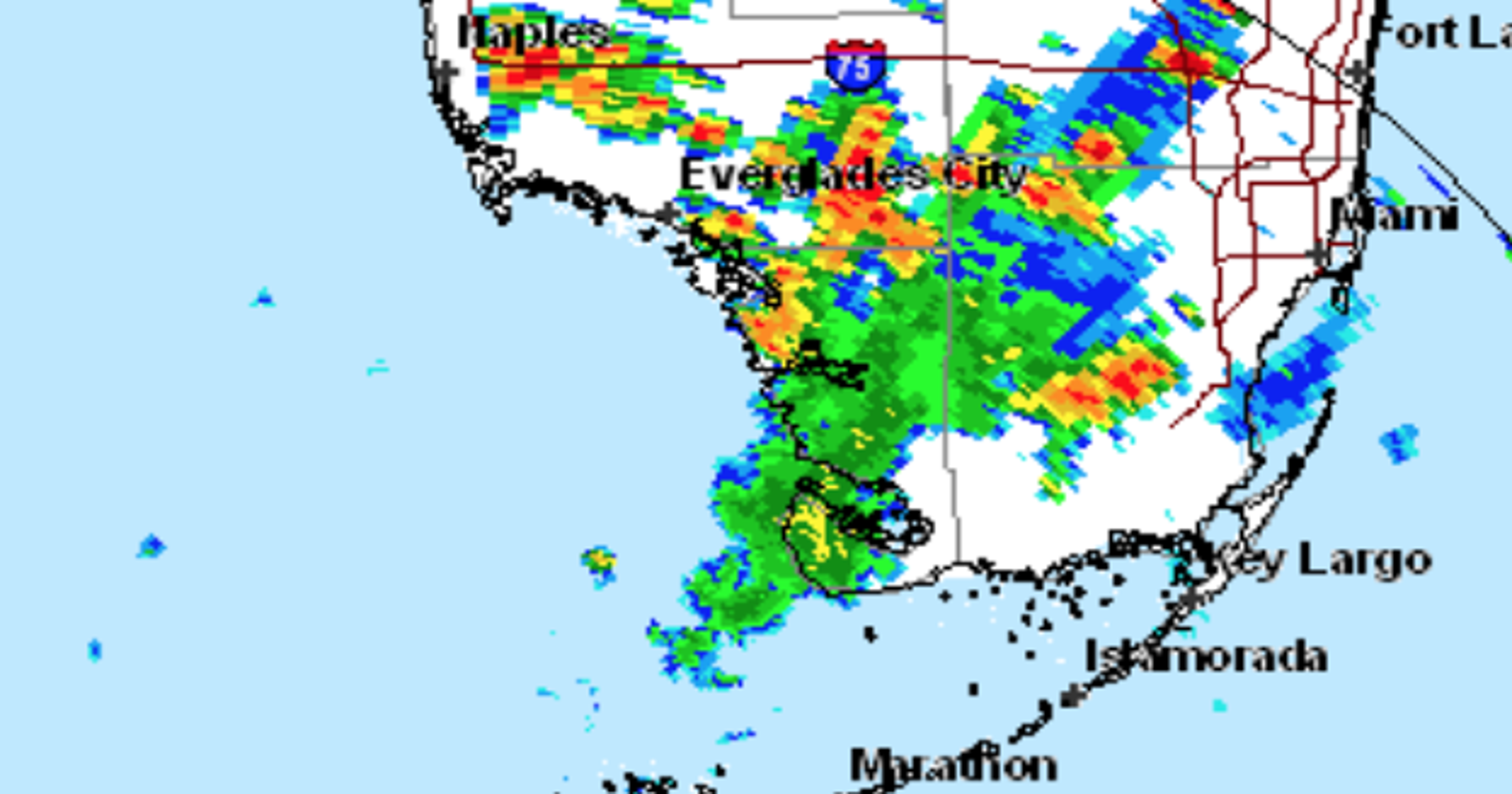 Weather Radar For Inclement Weather Southwest Florida