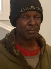 Louis Anderson, 59, has lived at the Oakman Apartments