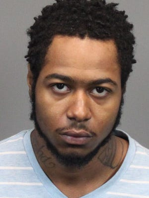 Darius Jones, 21, was booked Jan. 21, 2016 into the Washoe County jail on a total of 15 charges including two counts of owning or possessing a gun by a prohibited person, three counts of possession of a controlled substance, selling a controlled substance and possessing stolen property, among others. All arrested are innocent until proven guilty. Bail was set at $161,500.