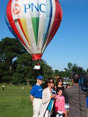The QuickChek New Jersey Festival of Ballooning and