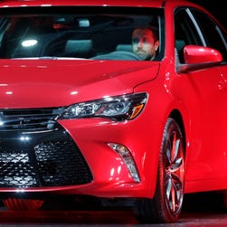 The 2015 Toyota Camry is considered the most American of all cars, according to Cars.com