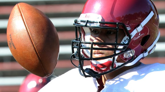 Asheville High's Pete Leota.