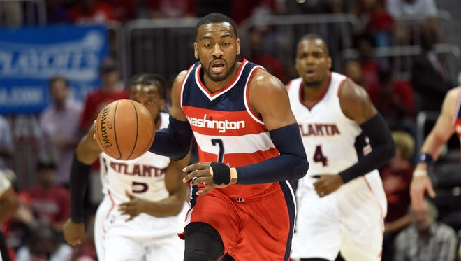 John Wall was kicked off a Las Vegas flight on Tuesday.