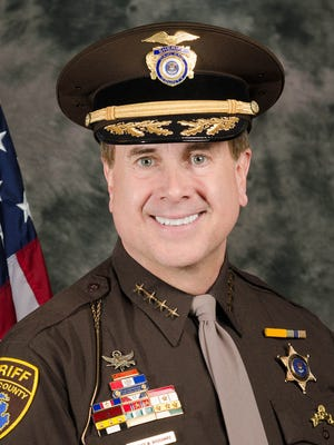 Oakland County Sheriff Michael Bouchard