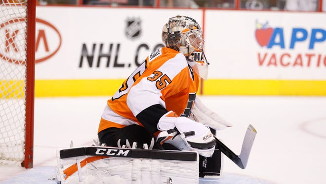 The return of Flyers goalie Steve Mason is the latest wild card in the unpredictable Stanley Cup playoffs.