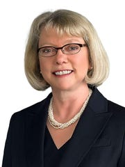 Donna Mueller, chief executive officer of the Iowa Public Employees' Retirement System