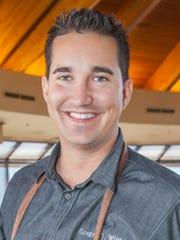 Chef Gregory Wiener.