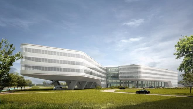 The China headquarters of Johnson Controls International is slated to open in June 2017