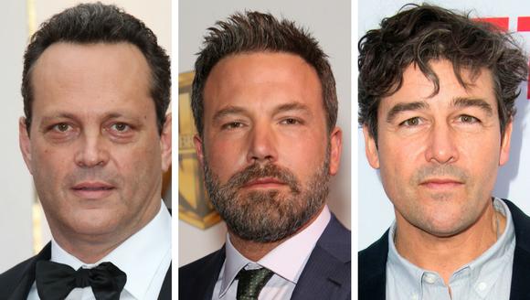 Vince Vaughn, Ben Affleck and Kyle Chandler are among