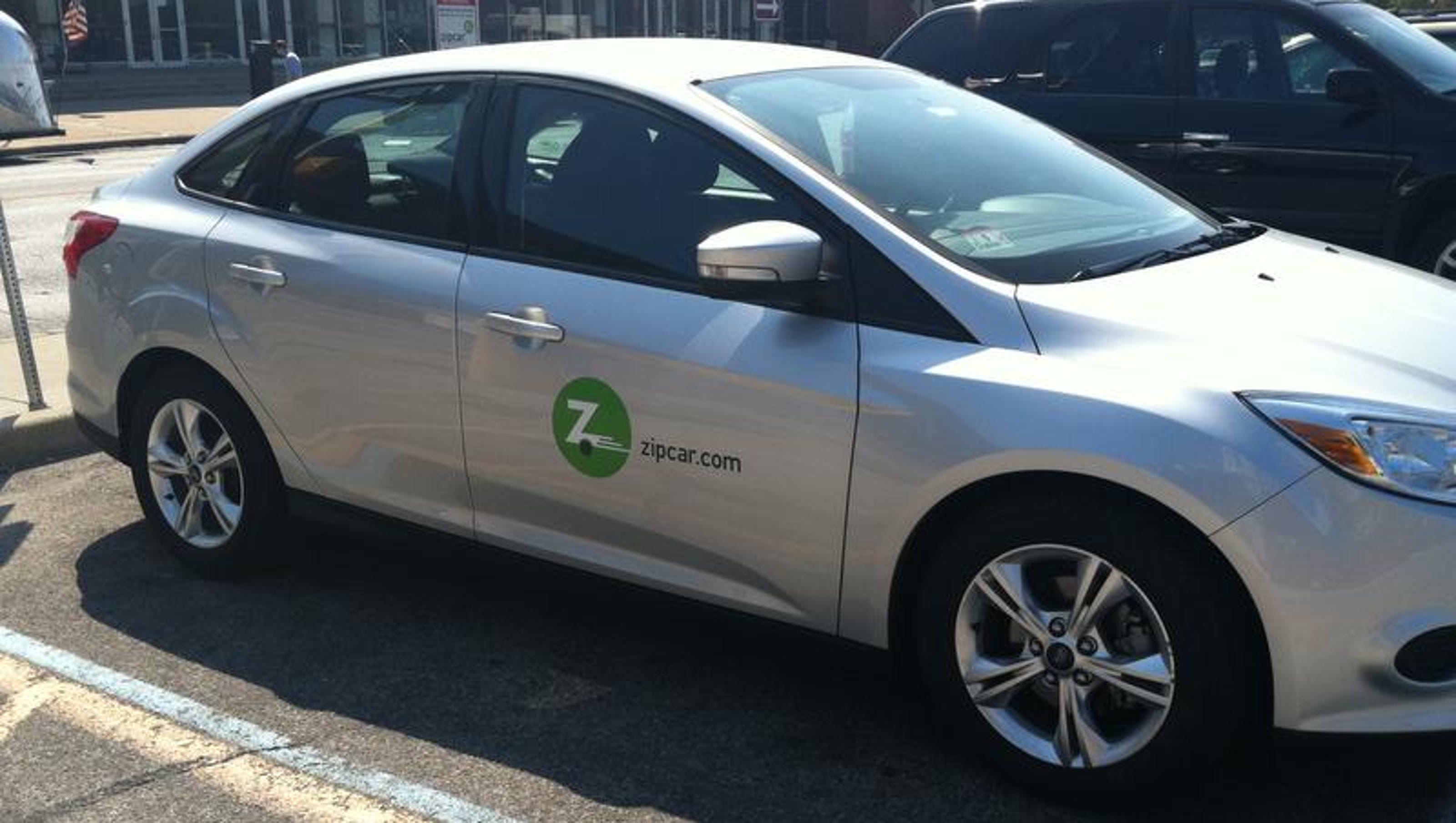 Iupui Partners With Zipcar To Offer Car Sharing Service