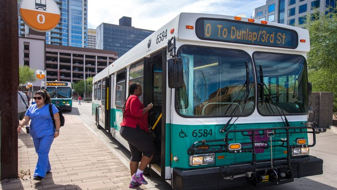Glendale Transit Administrator Kevin Linksaid a light-rail expansion would have delayed additional bus routes to about 2029. Now that the expansion appears off the table, those added routes could come sooner.
