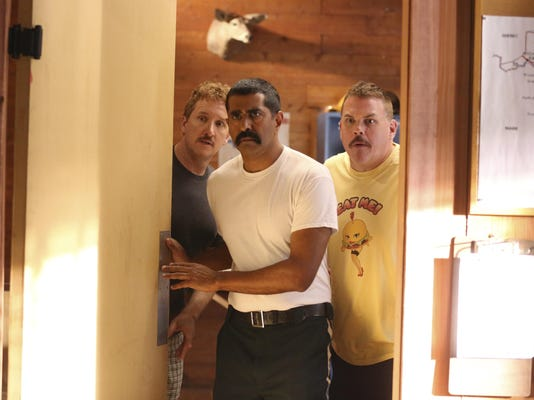 Film Review Super Troopers 2