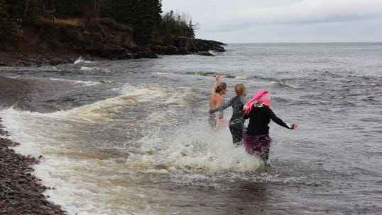 Take a running start for your Wave Dash at the Lake Superior Storm Festival