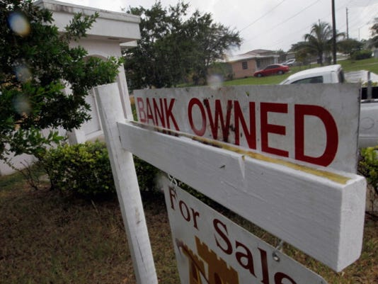 'Sand state' foreclosures are receding fast