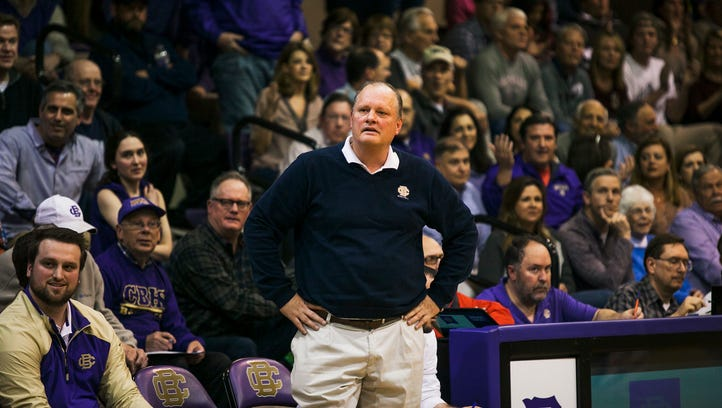 Christian Brothers High School head basketball coach