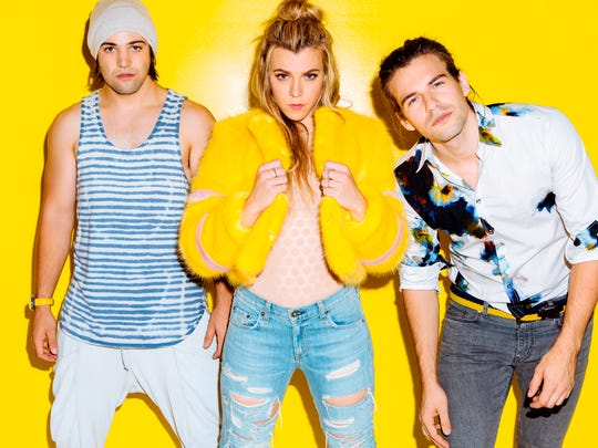 The Band Perry.