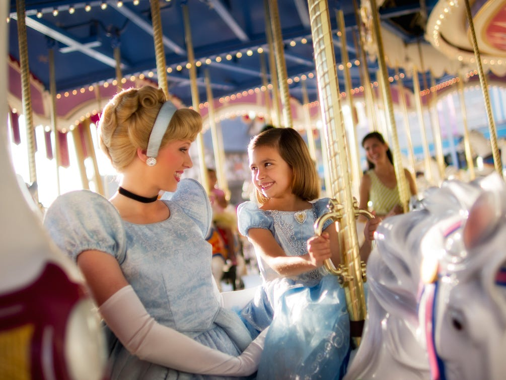 7 DAY - DISNEY WORLD® PARK HOPPER® Less than $67.00 per day — 7 Day for 4 Day Gate Price!