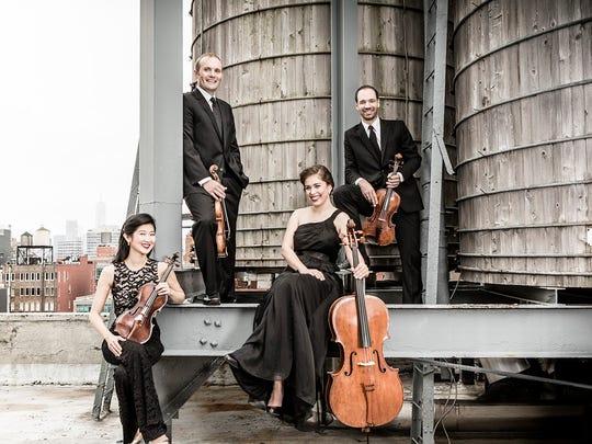 The Jasper String Quartet