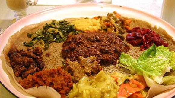 A pop-up Ethiopian dinner is happening Jan. 26 at the Jefferson Street Pub.