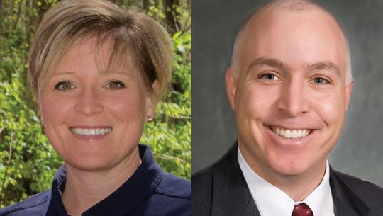 Corrie Meyer is challenging Sen. Mike Delph in the May 8, 2018 Republican primary.
