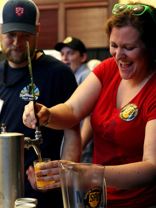 Third Annual Hattiesburg Craft Beer Festival at the Historic Train Depot | Gallery