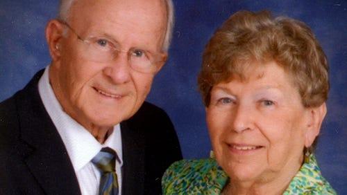Ketcham 60th Wedding Anniversary