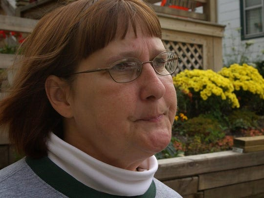 Cheryl Roszak is among the workers who lost their jobs
