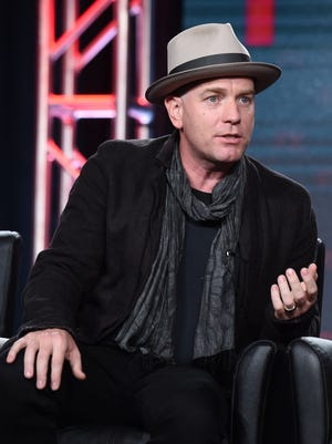Ewan McGregor stars as two brothers in the third season of 'Fargo'