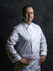Jacob Jasinski is executive chef at Sails Restaurant