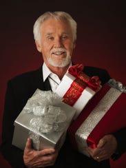 Kenny Rogers is a festive favorite.