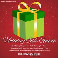 Cover of Holiday Gift Guide