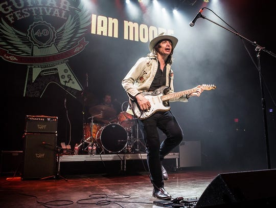 National blues-rock guitarist Ian Moore and his band will play a free concert at Dogfish Head in downtown Rehoboth Beach at 10 p.m. Saturday, Sept. 22.