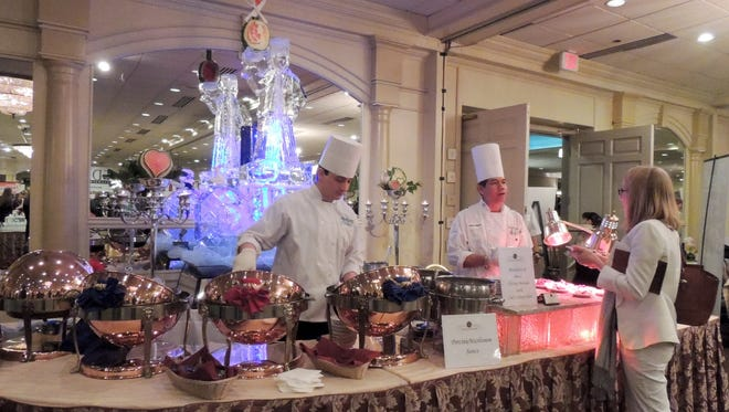 The Edison Chamber of Commerce's 19th annual Taste of Middlesex will be March 28 at the Pines Manor.