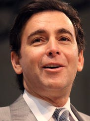 Ford Motor President, CEO Mark Fields