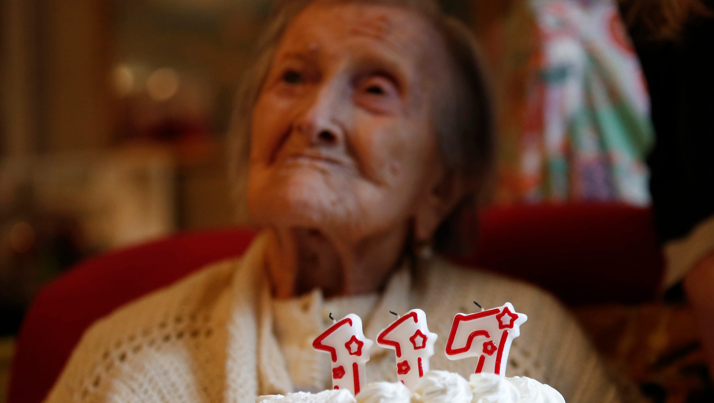 Emma Morano Is The World S Oldest Person At 117