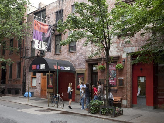 Cherry Lane Theatre, West Village, Manhattan