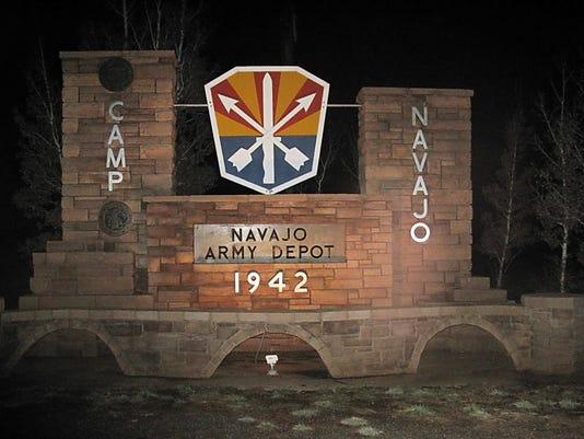 Camp Navajo