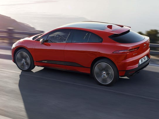 The Jaguar IPACE is the first premium SUV from an establishment